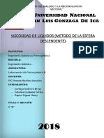Informe de Inorganica 2