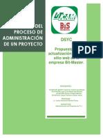 Script Administracion de Proyectos Con Info