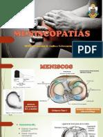 Meniscopatías