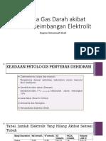 Blok 24 Skenario 1- Analisa Gas Darah Akibat Ketidakseimbangan Elektrolit