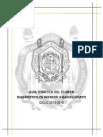 GUÍA ACTUALIZADA DEL EXAUM-I_2018