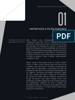 Entrevista a Filipe Furtado