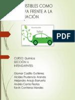 Biocombustibles Como Alternativa Frente a La Contaminación