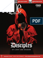 Disciples of Light and Shadow • PIQUE Newsmagazine FEATURE (2016)