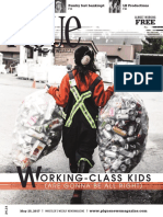 Working Class Kids (Are Gonna Be Alright) • PIQUE Newsmagazine FEATURE (2017)