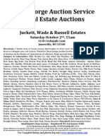 Russell Estate Auction