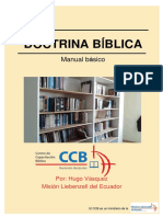 Curso Doctrina Biblica Basica