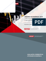 Fiesp Cenario Economico 2017