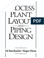 Bausbacher, Hunt - Process Plant Layout And Piping Design.pdf