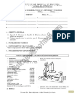 Laboratorio de Fisica II - Guía Nº1- Densidad y Volumen