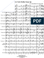 New York Medley Songs - arr A. Durán Muñoz - Fco Pérez Garrido