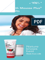 Brochure Gc Tooth Mousse Adults