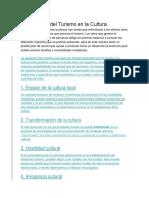 15 Impactos del Turismo en la Cultura.docx