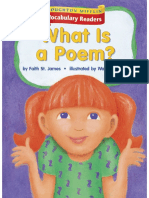 2.1.4 - What is a Poem