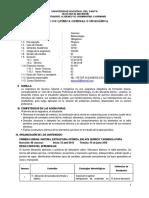 silabo quimica - Biotecnologia