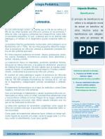 Infeccion Urinaria Mayo 2018