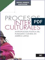 Procesos Interculturales