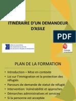 Formation Itineraire DA Site Web