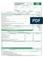 Certificado Ingresos y Retenciones