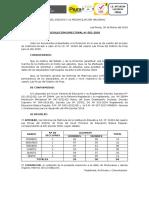 d.r. Nóminas 2018 - Las Pircas