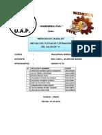 Informe Del Rio Yanama