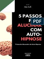 5 Passos Para Alucinar Com Auto-Hipnose - Protocolo Alexandre