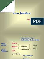 11Acto Juridico