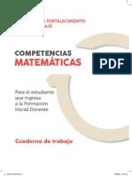 Cuaderno Matematica