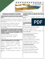 100 Exercícios de Regência Verbal e Nominal