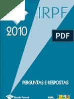PerguntaseRespostasIRPF2010