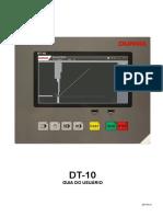 DT10 Guia Do Usuário PT V140618