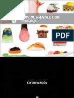 Cuisine R-evolution Es