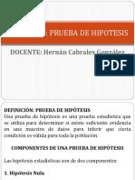 Unidad #4 - Prueba de Hipótesis.pptx