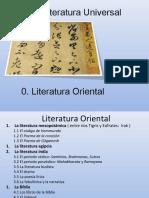 1 Literaturas Orientales5to 130326095103 Phpapp02