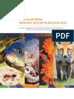 Invasive Species Plan 2018