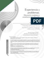 Experiencia y Problemas (1)