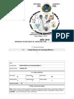 Programa Semiologia I 2016