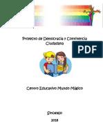Proyecto de Democracia y Con Vivencia Ciudadana (1) (1)