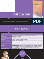 Test Cumanin