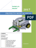 Proyecto Final Montacargas