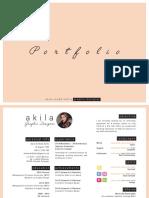 Portfolio Akila