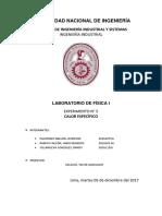 Informe de Laboratorio-5 Fisica 1