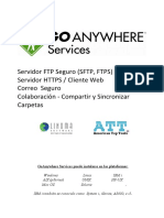 Servicios. Ftp,Linux