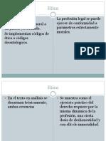 Etica (Minor Salas)