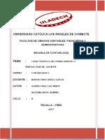 introduccion de la tarea de contabilidad 2 uladech