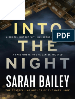 Into the Night Chapter Sampler