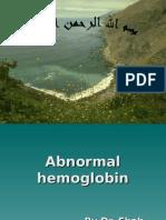 Abnormal Hb