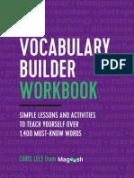 The Vocabulary Builder Workbook - Magoosh-1   Guru   Vocabulary