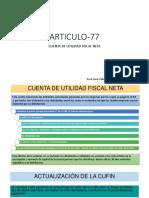 Articulo 77