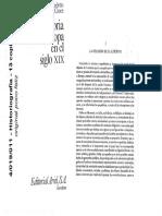 04019011 - CROCE - Historia de Europa en El Siglo XIX, Cap. 1 y Epílogo